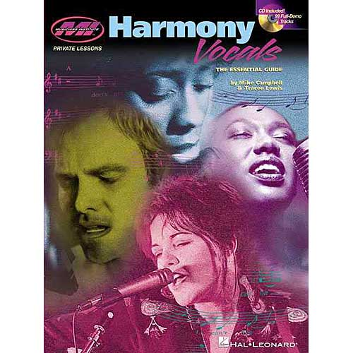 Harmony Vocals The Essential Guide