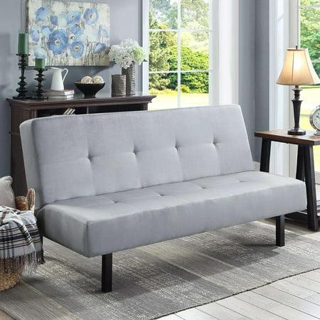 Mainstays Modern Elegance Fulton Sofa Bed Multiple Colors