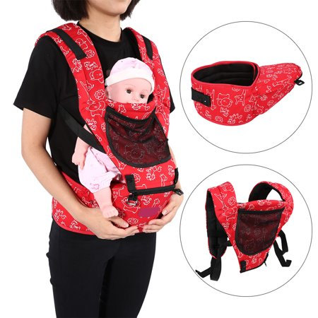 1pc Newborn Infant Baby Carrier Hip Seat Breathable Ergonomic