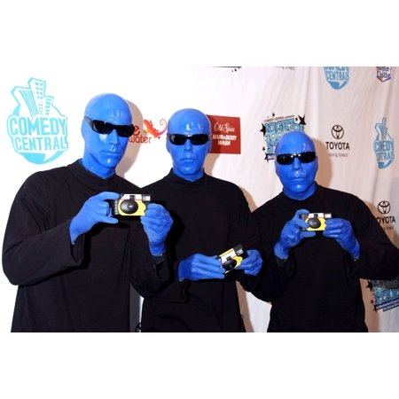 Blue Man Group At Arrivals For Night Of Too Many Stars - An Overbooked Benefit For Autism Education Beacon Theater New York Ny April 13 2008 Photo By Rob RichEverett Collection Celebrity (Star Lake Ny)