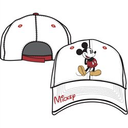 Disney Adult Classic Mickey Hat, - Disney Hats For Adults