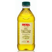 Iberia 100% Extra Virgin Olive Oil, 51 Fl Oz