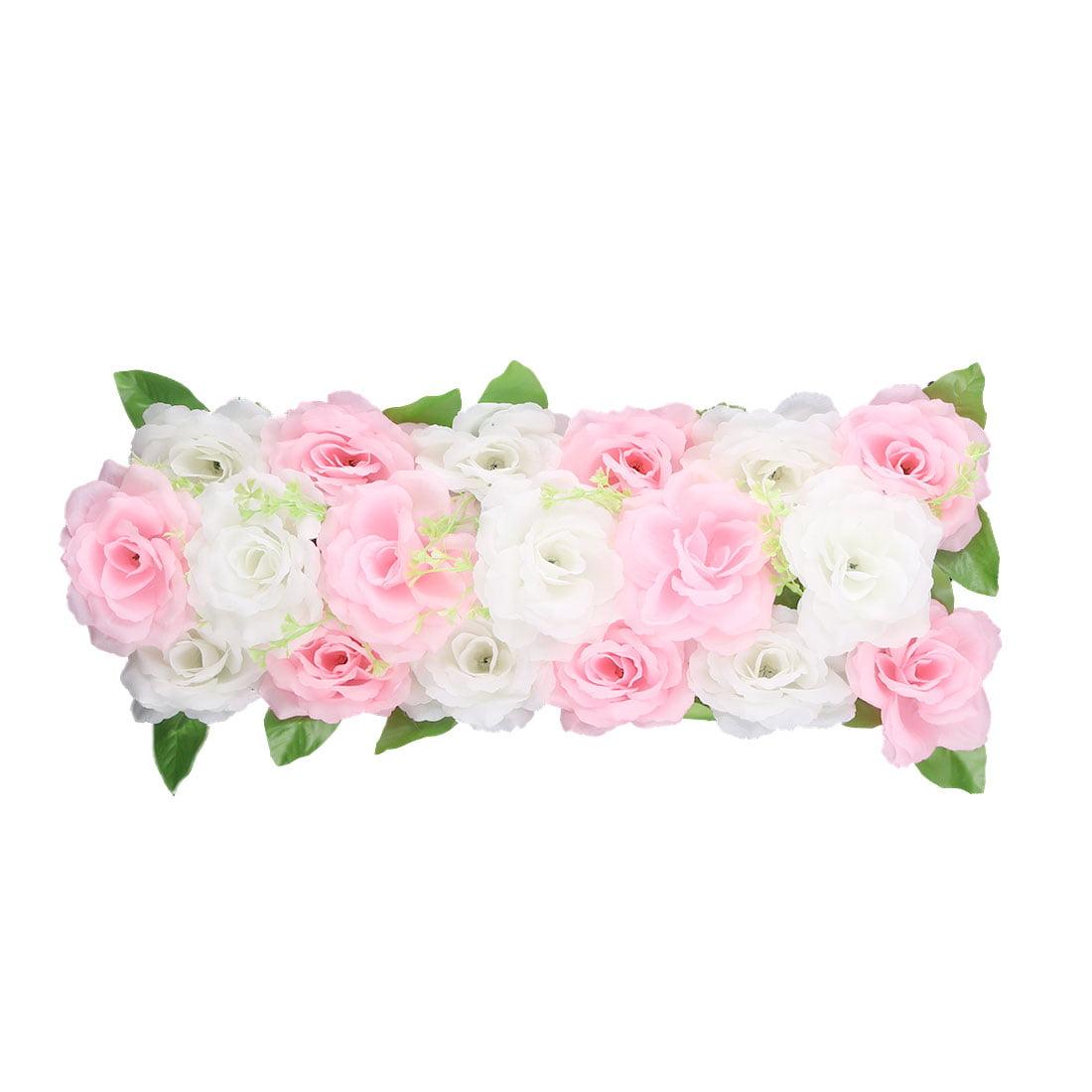 Diy Flower Garland: Unique Bargains Wedding Fabric DIY Wall Arch Hanging