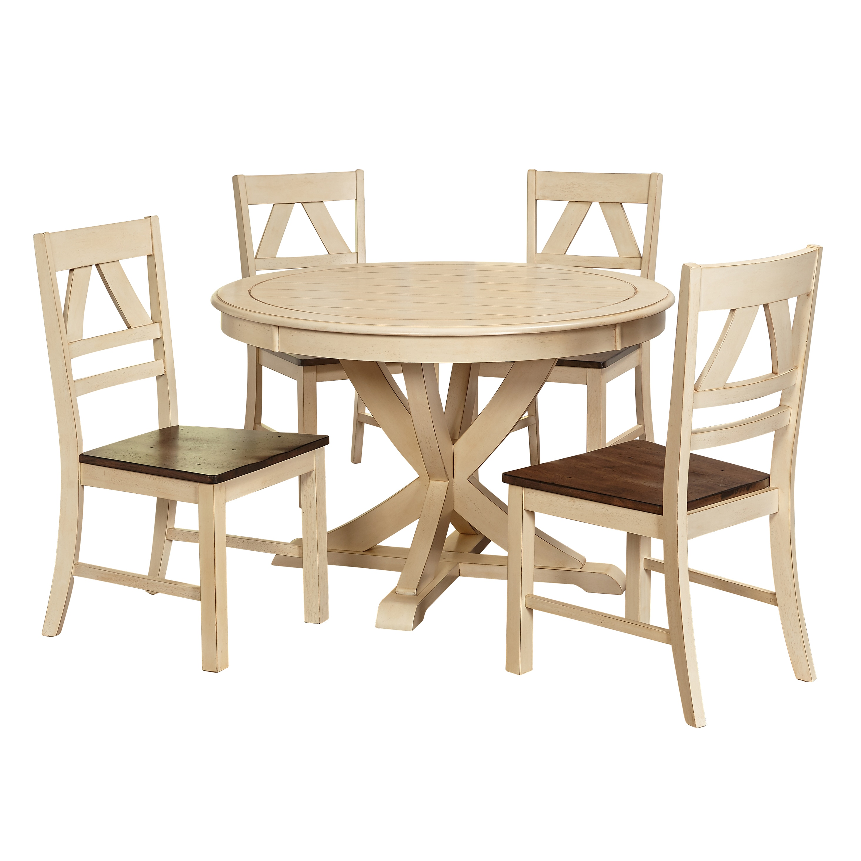 Simple Living Vintner Country Style Dining Set   Walmart.com
