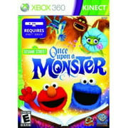 Kinect Sesame Street: Once Upon a Monster (Xbox 360)