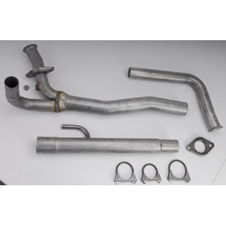 Bassani Y-pipe - JEGS 31010 Off-Road Y-Pipe