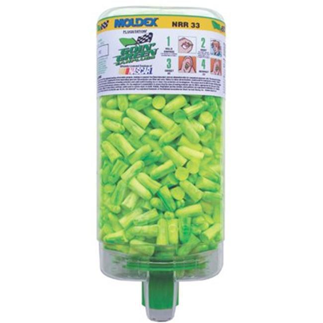 Moldex 507-6647 Goin Green Plugstation With Mounting Bracket