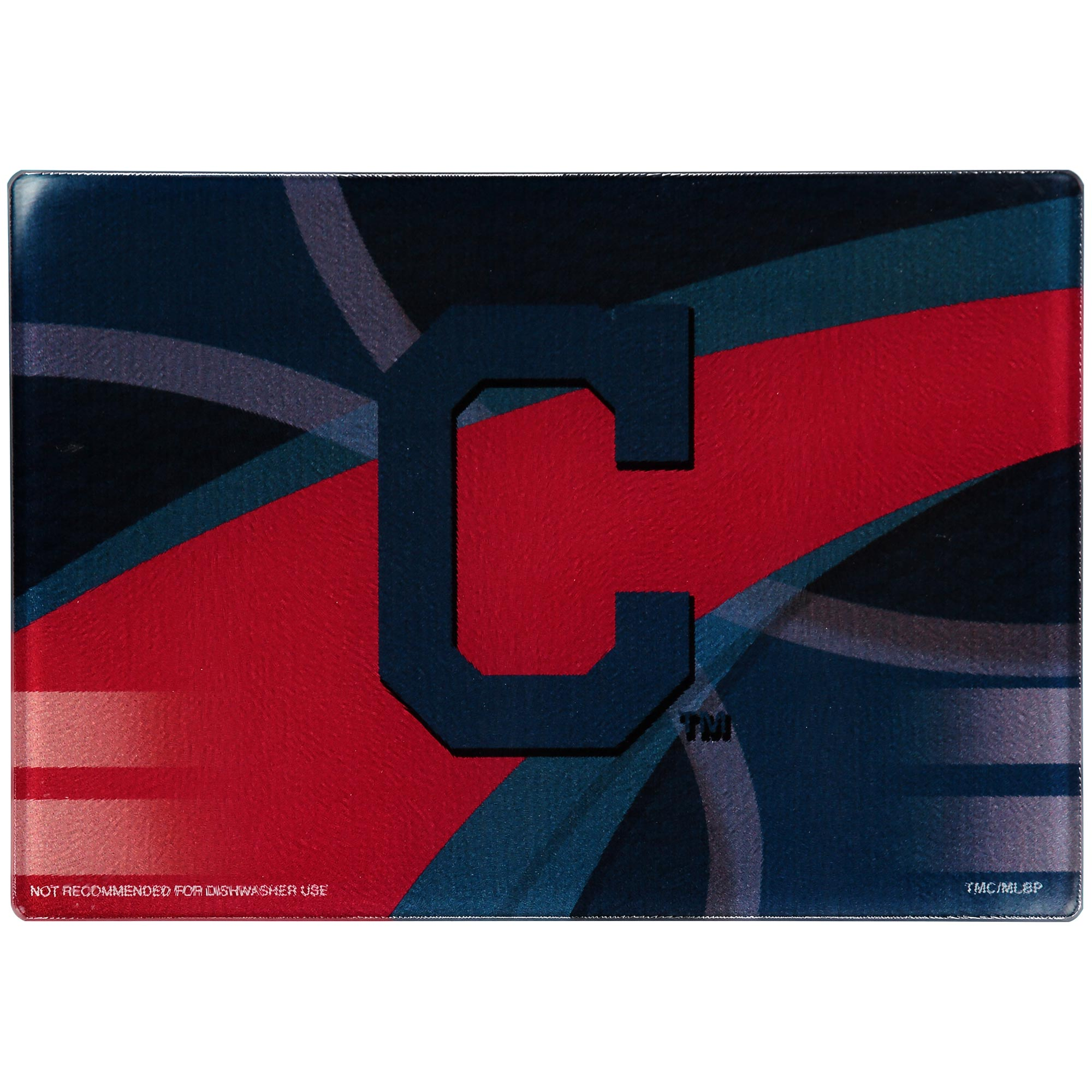 Cleveland Indians 8'' x 11.75'' Carbon Fiber  Cutting Board - No Size