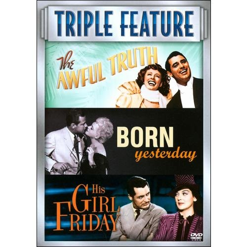 The Awful Truth / Born Yesterday / His Girl Friday (Triple Feature) (3 Discs) (Full Frame)