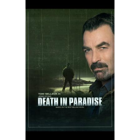Jesse Stone: Death in Paradise (2006) 11x17 Movie - Jesse Halloween