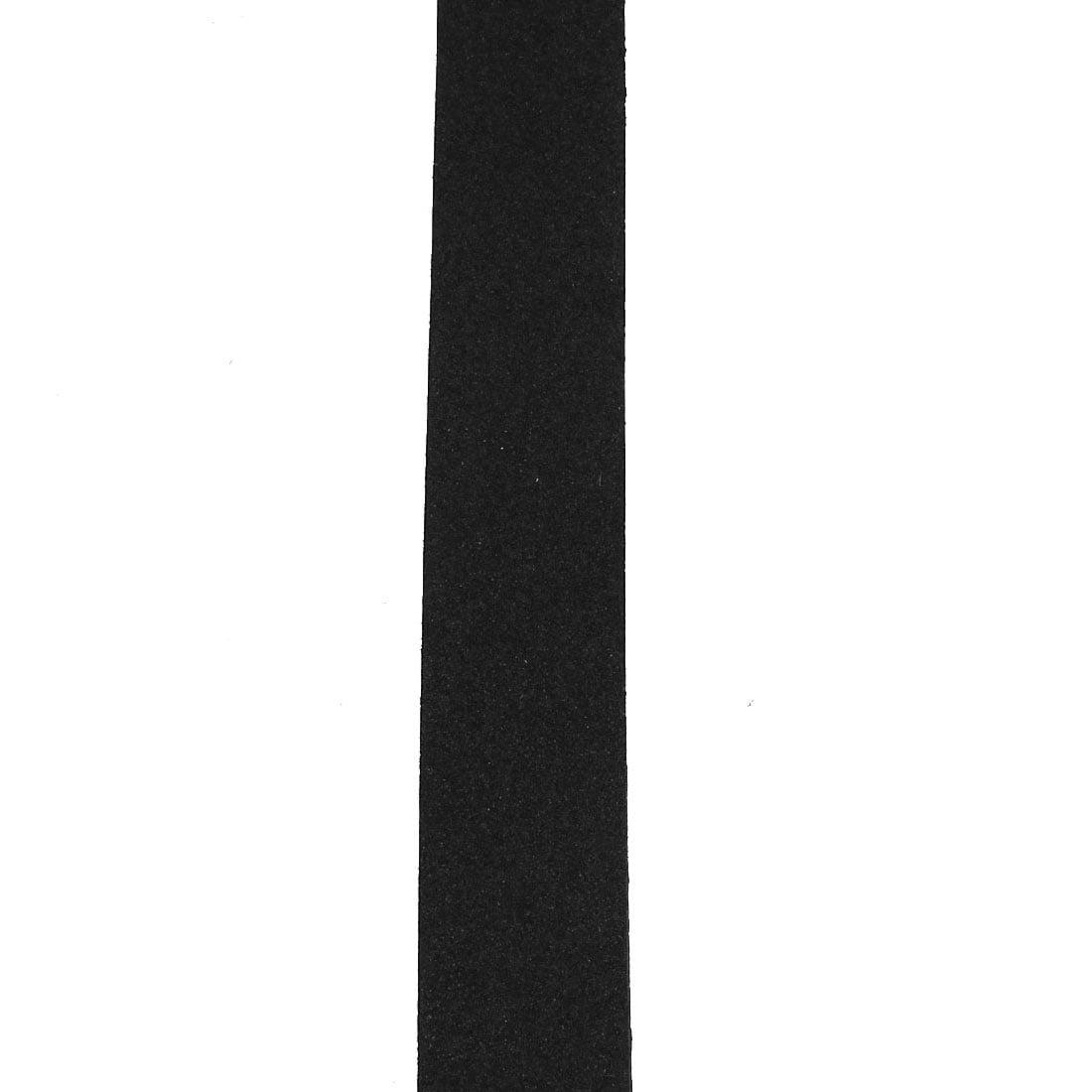 10Pcs 10mm Width 1mm Thickness Single Side Sponge Foam Tape Black 10M Length - image 2 of 4