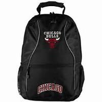 "NBA Chicago Bulls ""Phenom"" 19""H x 8""L x 13""W (Nba Jersey Backpack)"