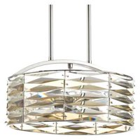 The Pointe Collection Five-Light Round Pendant