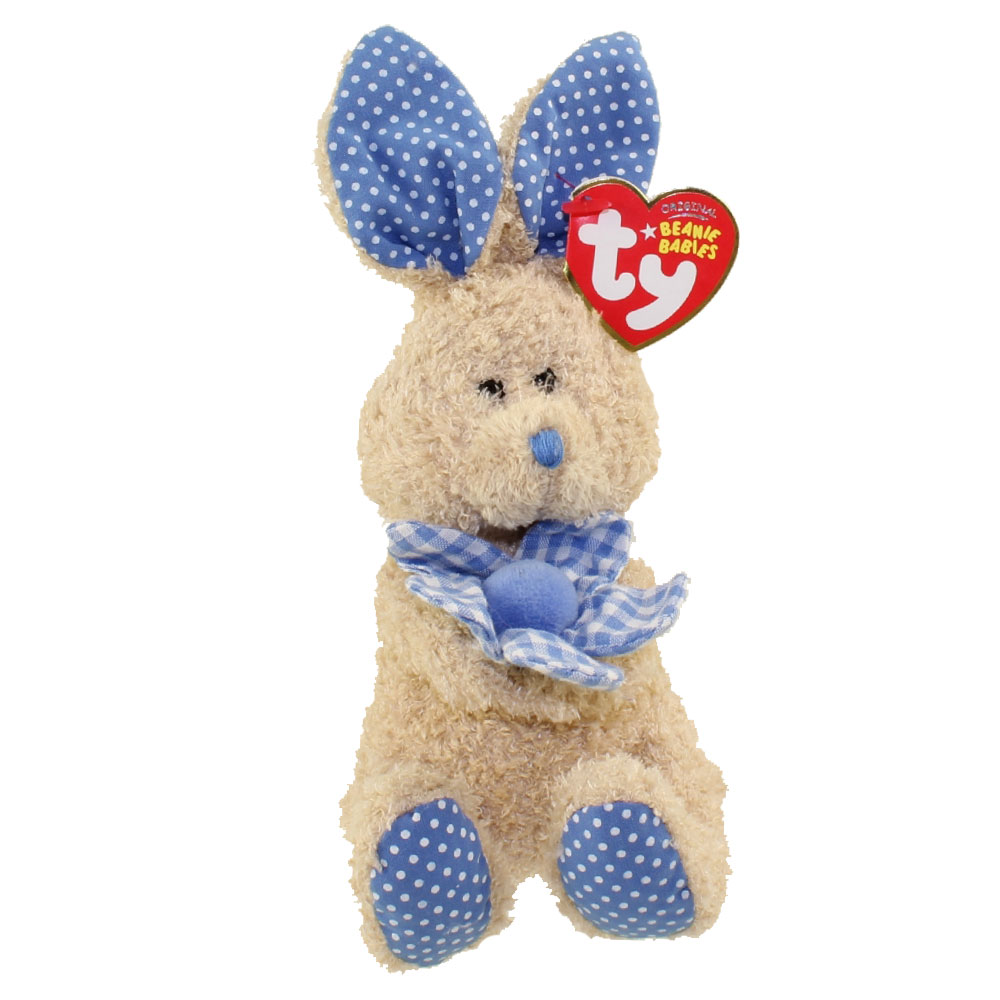 TY Beanie Baby - POSY the Bunny (Hallmark Gold Crown Exclusive) (7 inch)