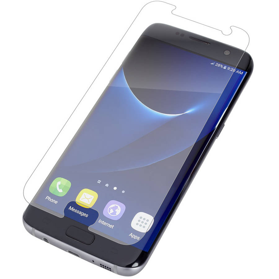 ZAGG InvisibleShield HD Screen Protector for Samsung Galaxy S7 Edge