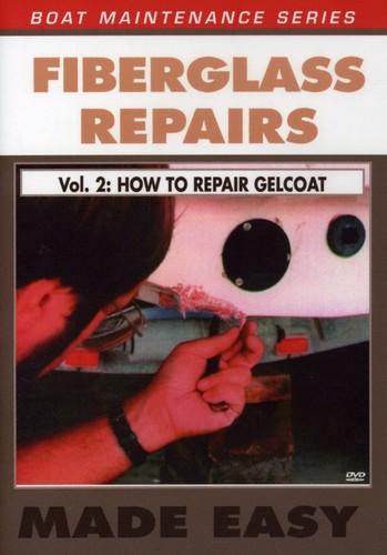 Fiberglass Repair: How To Repair Gelcoat by