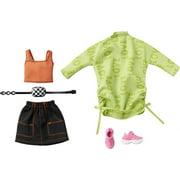 Barbie Fashion 2 Pack Barbie Clothes -- 2 Outfits & 2 Accessories For Barbie Doll