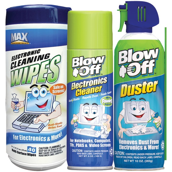 Blow Off KE1-312-220 Electronics Cleaning Kit