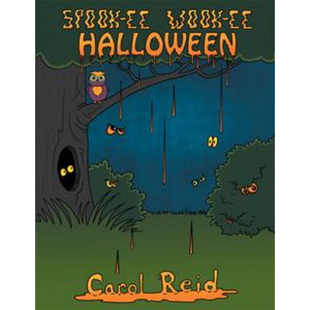 Spook-Ee Wook-Ee Halloween - eBook