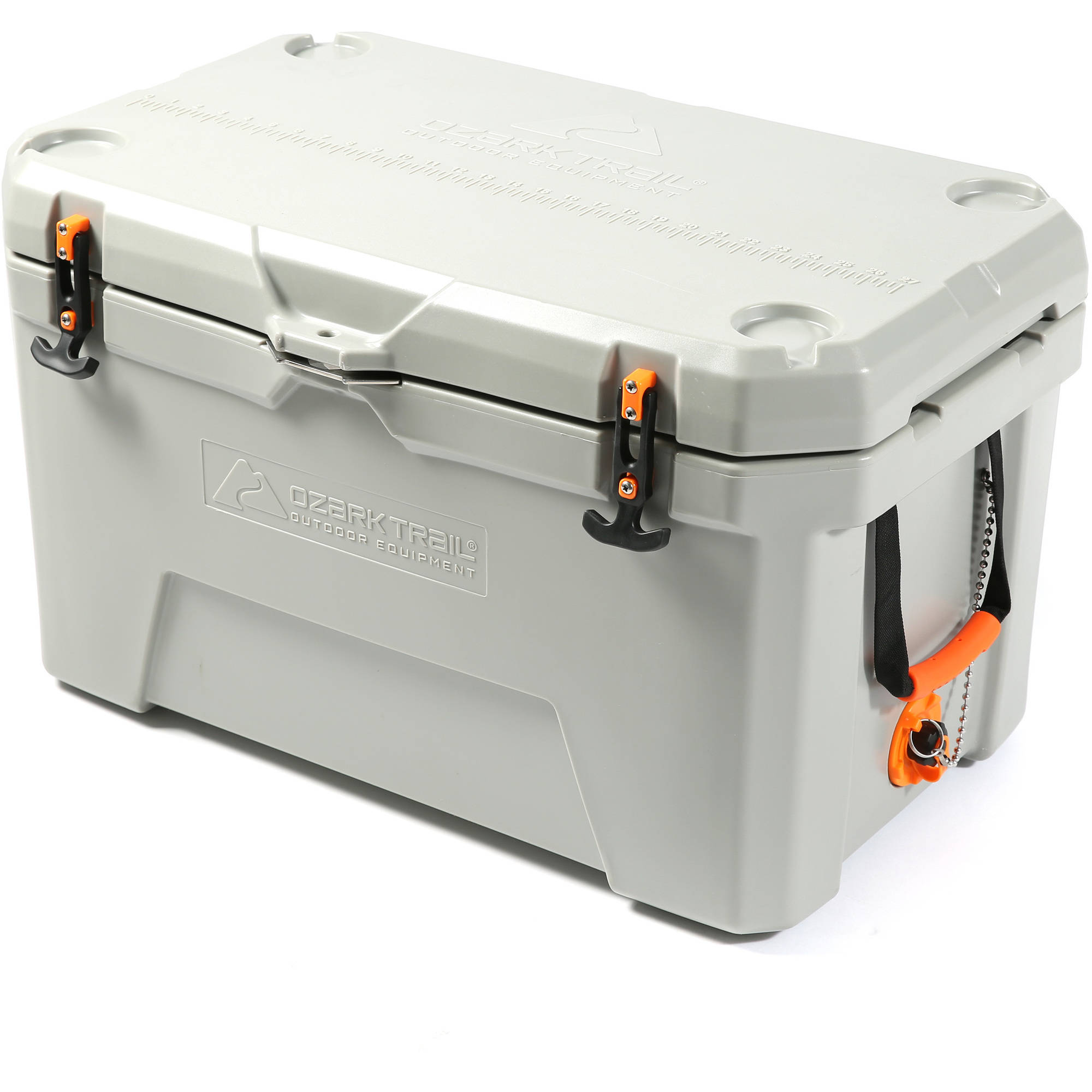 Ozark Trail 73-Quart High-Performance Cooler, Grey