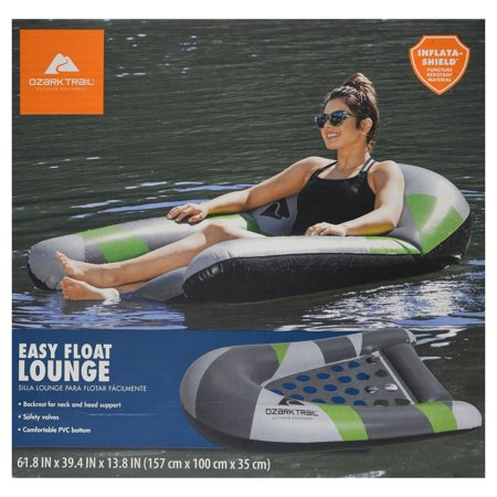 Ozark Trail Easy Float Lounge