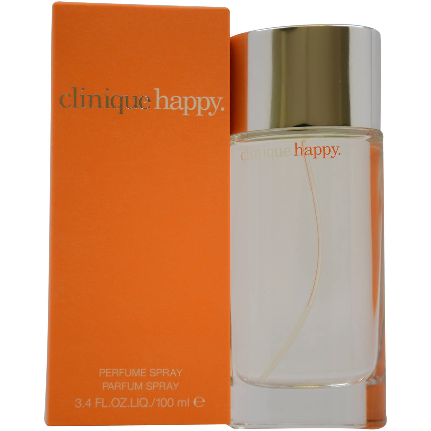 Clinique Happy for Women Perfume Spray, 3.4 fl oz - Walmart.com