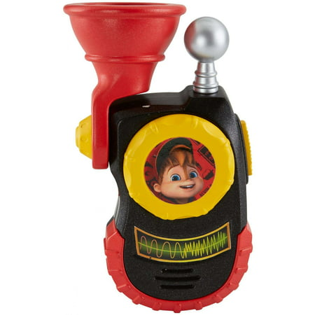 Alvin and The Chipmunks Alvinizer Voice Changer with Amplifier (Mask With Voice Changer)