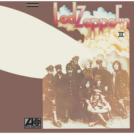Led Zeppelin 2 (CD) - Led Zeppelin Halloween Song