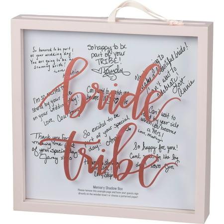 Memory Box - Bride Tribe (Mitzvah Memory Box)