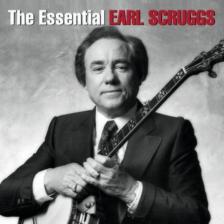 Essential Earl Scruggs (CD) (Remaster)