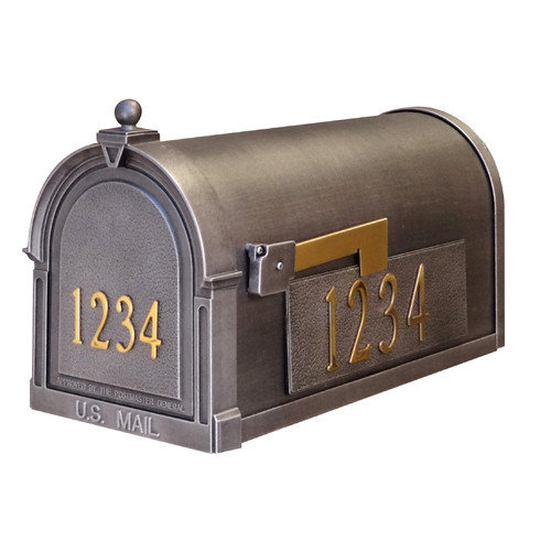 Special Lite Products Berkshire Post Mounted Mailbox