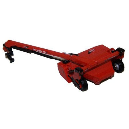 1/64 Kuhn FC 3160 TLD Mower Conditioner Toy - 70500552, 1/64 scale model attaches to most 1/64 scale tractors By Norscot