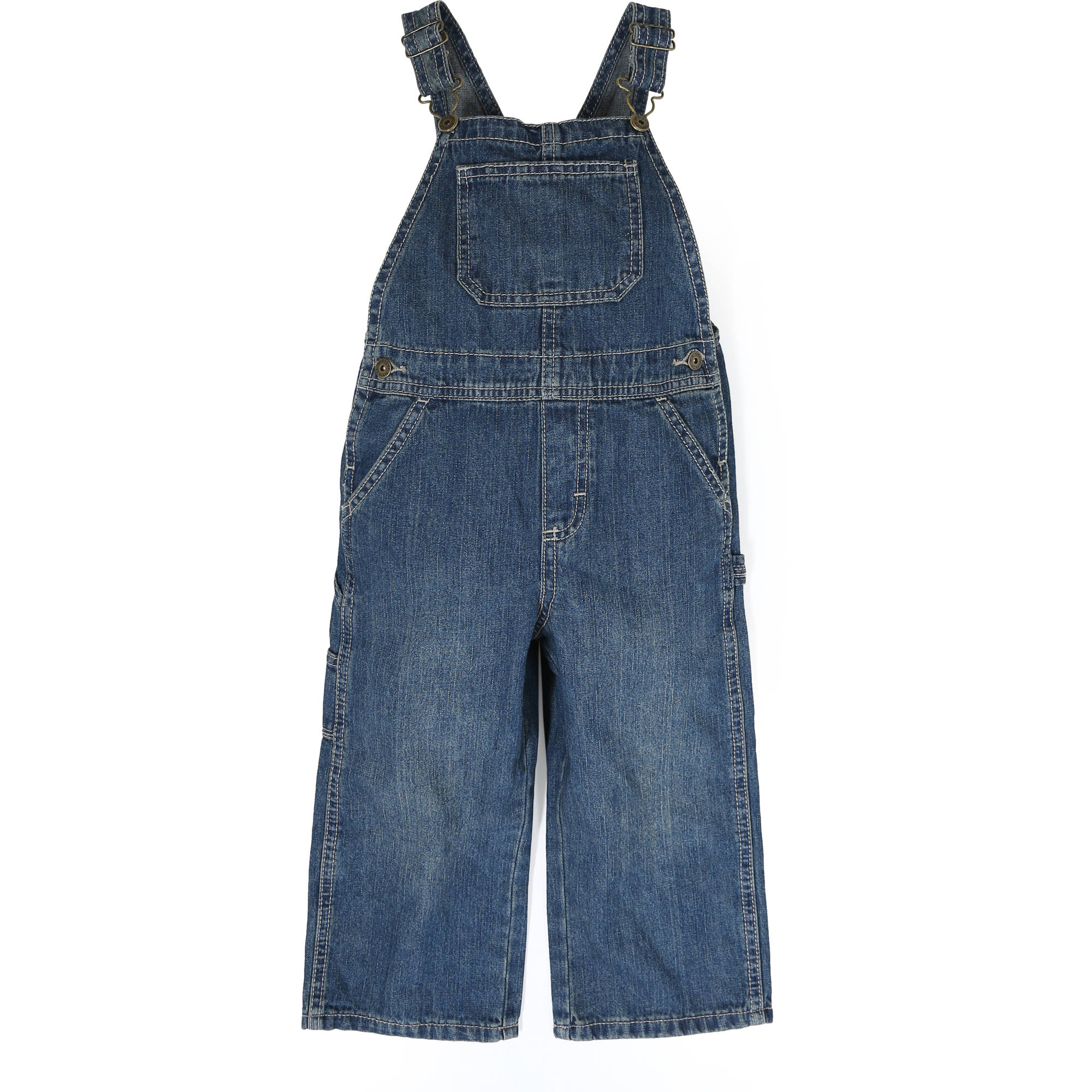 Wrangler Baby Toddler Boy Premium Overalls