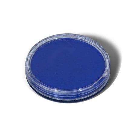 Wolfe FX Face Paints - Bright Blue 070 (30 gm) (Light Blue Body Paint)