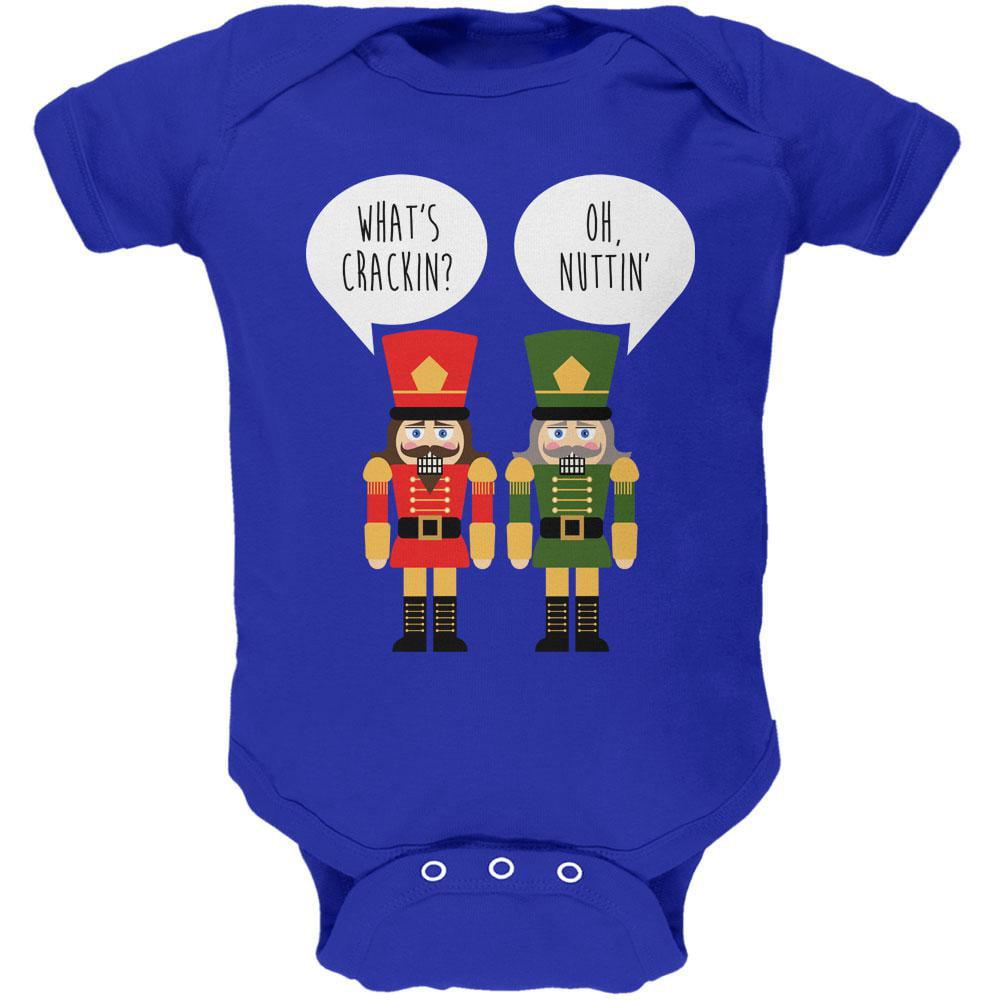 Girls or Boys Gabiano  Nutcracker Pajamas Size 3m Toddler 14 Infant