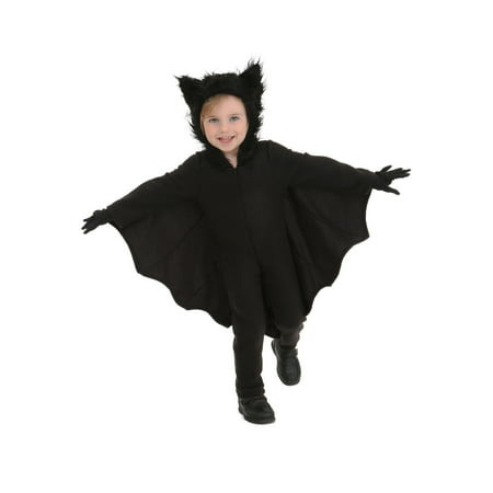 Toddler Fleece Bat Costume - Bat Costum