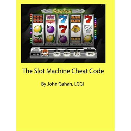 The Slot Machine Cheat Code - eBook