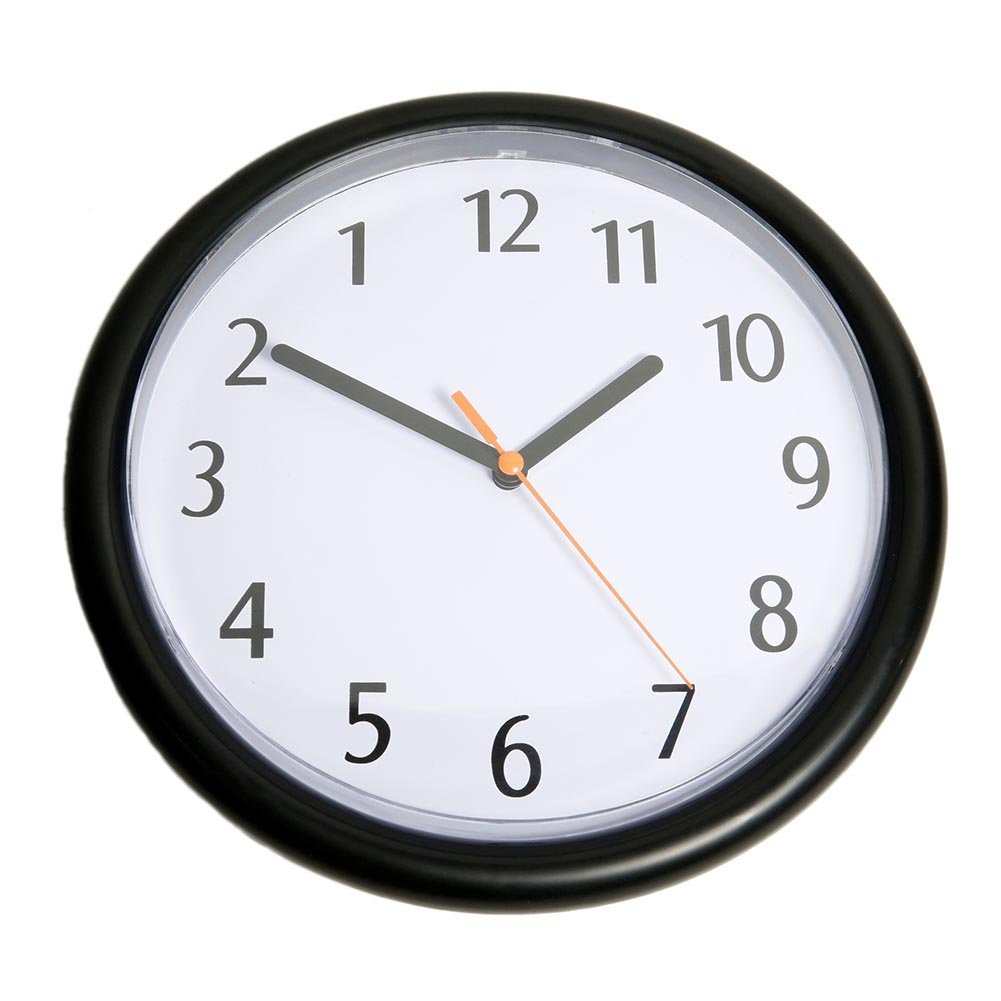 Backwards Wall Clock, One clock. By Rhode Island Novelty by