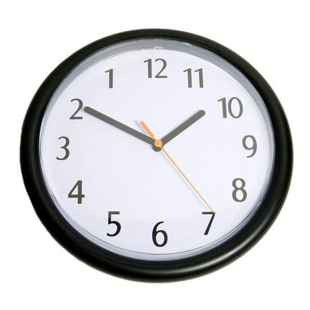Rhode Island Motto - Backwards Wall Clock, One clock. By Rhode Island Novelty