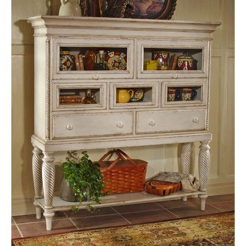 Hillsdale Wilshire Sideboard Tall Cabinet by Hillsdale Furniture LLC