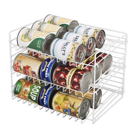 Mainstays 3 Tier Can Organizer (Can Organizer For Pantry)