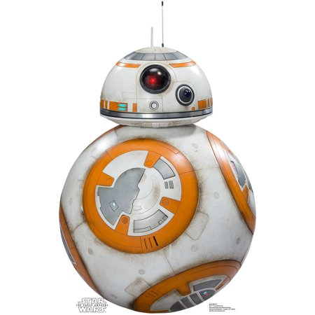 Star Wars Life (Star Wars 7 The Force Awakens BB-8 Standup - 3' Tall )