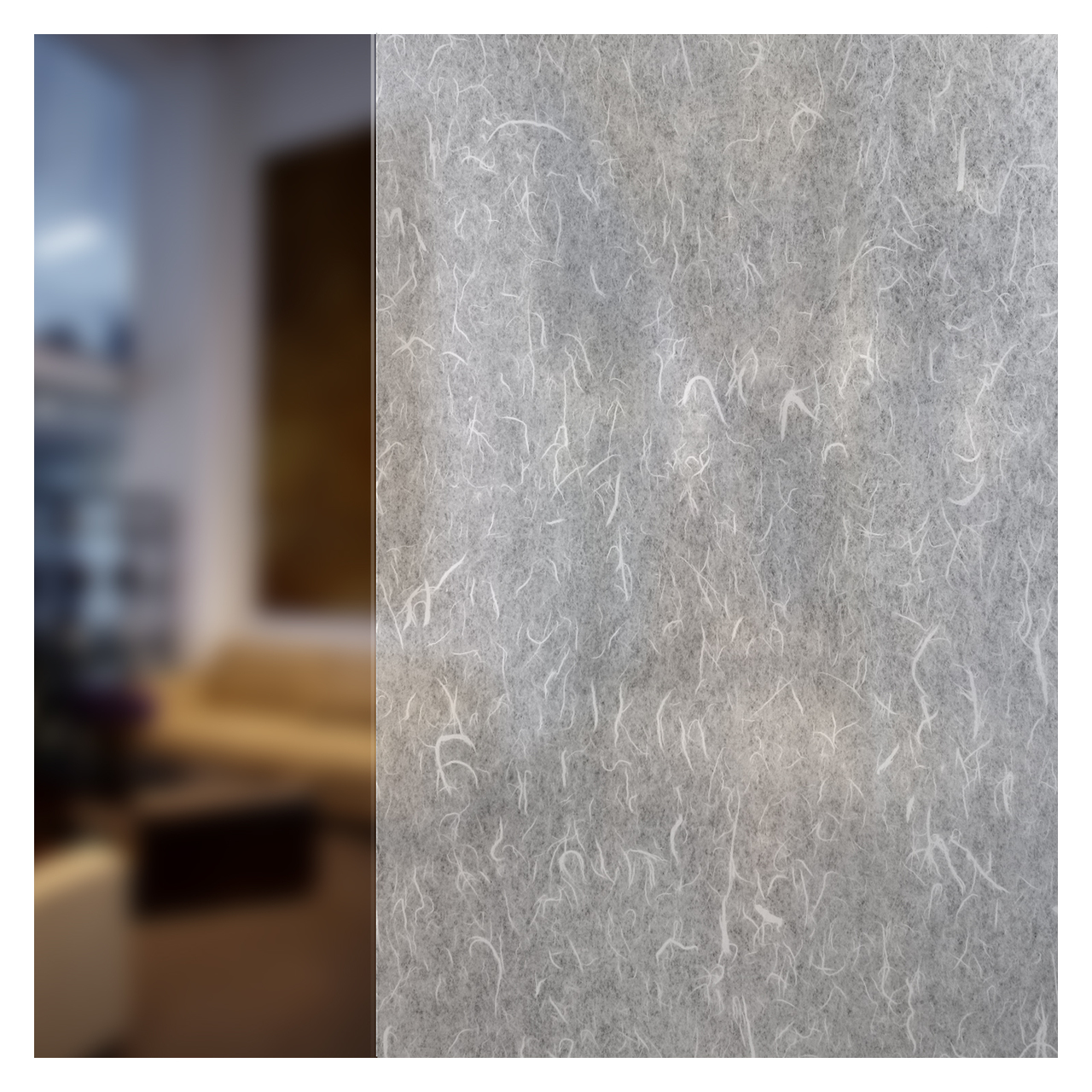 BDF 4RP Rice Paper White Decorative Window Film 36in X 7ft by BuyDecorativeFilm