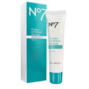 No7 Protect and Perfect Intense Advanced Anti Aging Serum Tube 1 oz