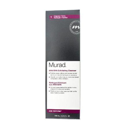 Murad Clarifying Cleanser - Murad AHA/BHA Exfoliating Cleanser, 6.75 Oz