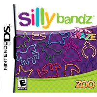 Zoo Games Silly Bandz (DS)