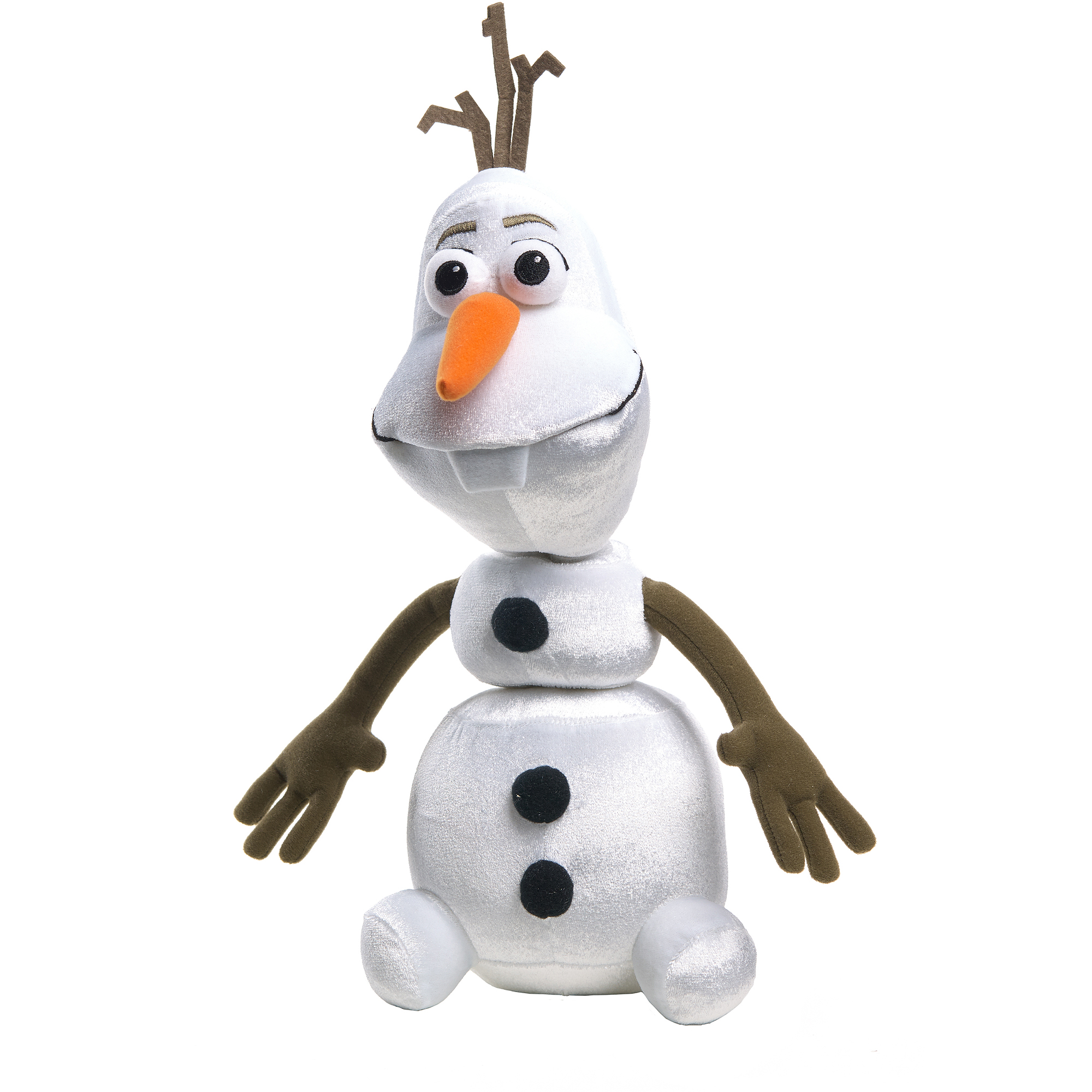 Disney Frozen Pull-a-Part Talking Olaf Plush