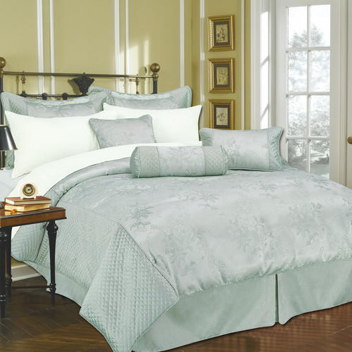 Livingston Home Monticello 11 Piece Bed in a Bag Set