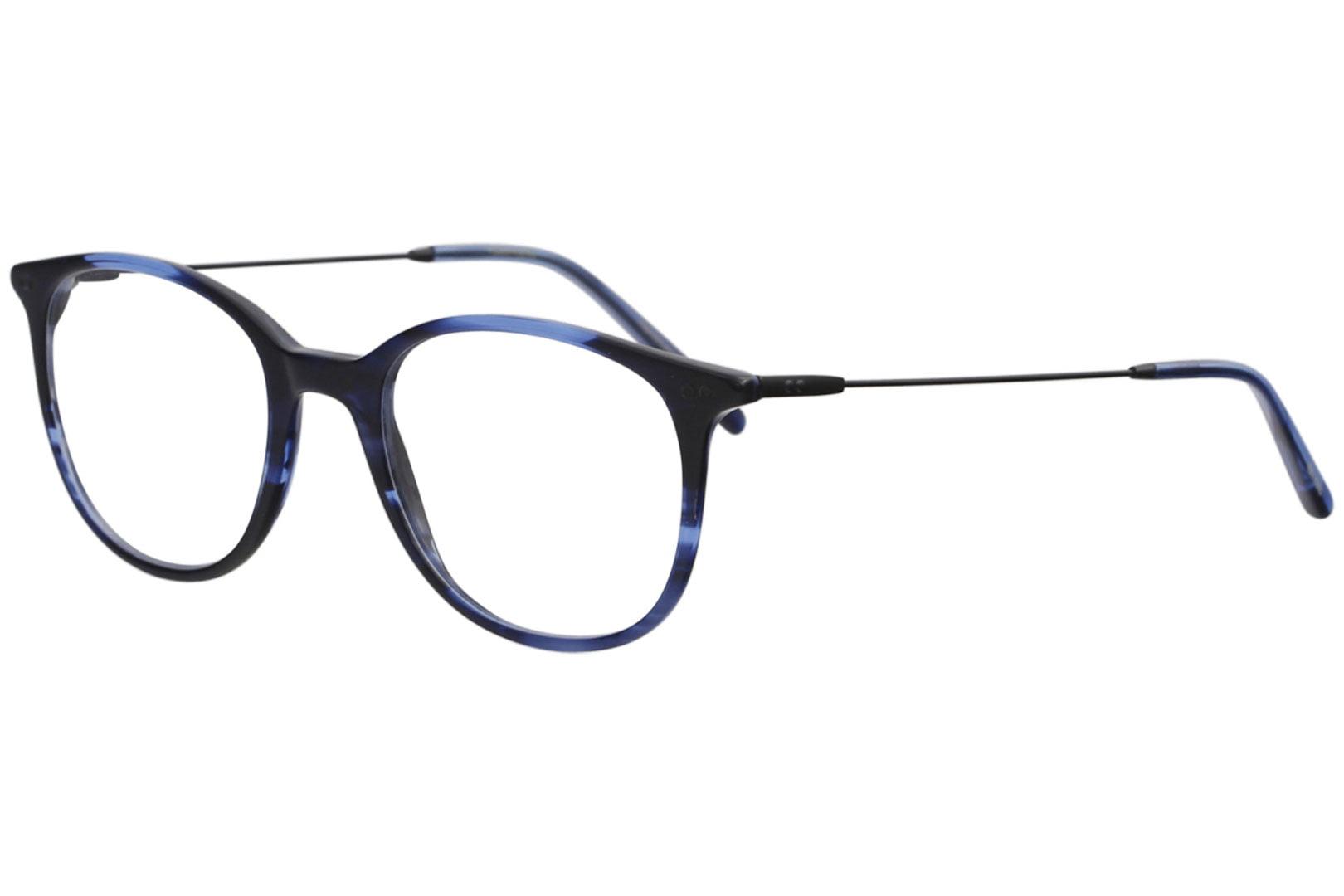 Vera Wang Womens Eyeglasses Diandra GT Granite Full Rim Optical Frame 53mm