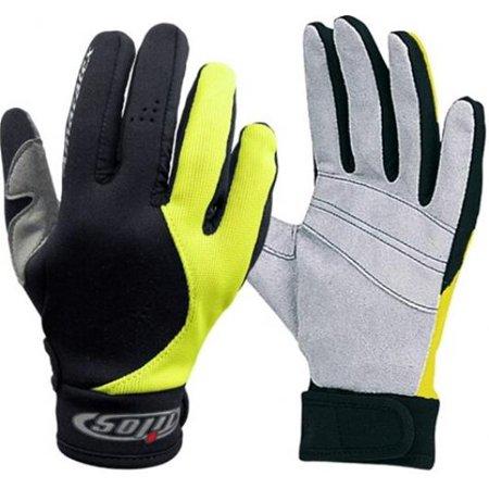 1.5mm Quality Mesh Reef Sporting Glove w/ Amara Palm Gloves for Scuba Dive Diving Divers Snorkel Snorkeling Swim Swimming Raft Rafting Kayak Kayaking Jet Ski Skiing Boat Boating Sail Sailing ,